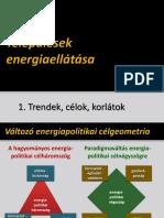 Települések energiaellátása