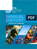 FFA Annual Report 2016-2017 Executive Summary