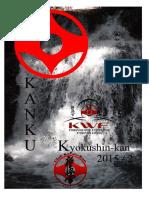 Kanku. Kyokushin-Kan 2015 2