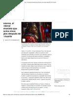 Cisneros, El Cardenal Humanista Que Fascina Cinco Siglos Después de Su Muerte