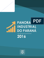 Paranorama Industrial Do Parana-2016-FIEP
