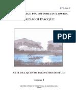 M. Cardosa, La frequentazione protostorica del tombolo di Feniglia, 2002