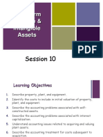 DAY 4 Session 10 PP E Depreciation Impairement Fall 2015 (1)