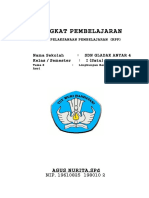 RPP Kelas 1 Tema 6 Revisi © 2017