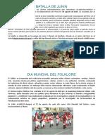 Batalla de Junin y Folklore.docx