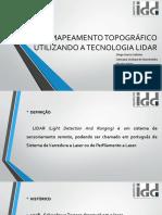 Sistema LiDAR