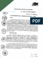 Resolucion Ejecutiva Regional n 235 - 2014-Gr-junin-pr
