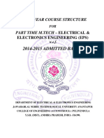 Jntuacep m.tech Ptpg Eps Reg Syllabus