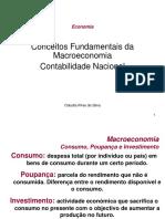 Macroeconomia 1 I
