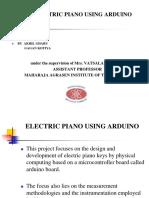 Arduino Ppt Akhil