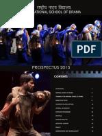 Nsd Prospectus 2015 PDF for Web (1)