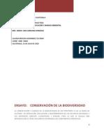 ENSAYO_BIODIVERSIDAD_CONSERVACIÓN