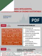 1 Ciudades Inteligentes Herramienta Para La Ciudad Sustentable. Ronnie Araneda