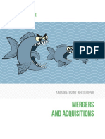 MarketPoint Whitepaper - Mergers & Acquisitions 2016 June