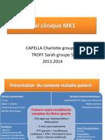 Oral Clinique PDF