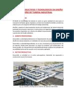 Rpocesos Productivos y Tecnologicos en Diseño Diseño de Tuberia Industrial