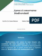 Dimbu Radu Stefan - Grupa 2505 - Conservarea Biodiversitatii