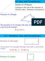 Ppt on Surface Areas