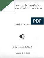Morales Ascencio Heli - Sujeto en