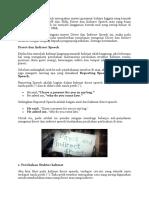 Direct Dan Indirect Speech Merupakan Materi Grammar Bahasa Inggris Yang Banyak Diajarkan Di Jenjang SMP Dan SMA