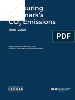 Measuring Denmarks CO2 Emissions