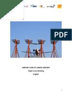 A_CDM LIS_Flight Crew Briefing