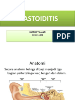 Tika - Mastoiditis