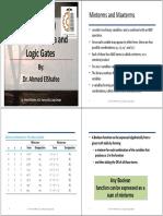 Logic Design Lecture 05 2x2