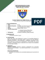 Institución Educativa Nº 20506 Dia Del Logro