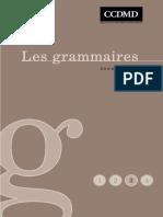 3157920 Les Grammaires III