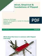 fundamental of flipped learning