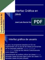 Interfaz Gráfica en Java