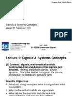 Week01_Lecture1-SignalandSystemConcepts