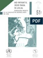 2000 ARG Mortalidad Infantil Provincia