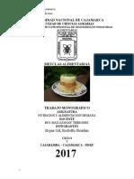 Practica 5 Elaboracion de Mezclas Alimentarias Tia