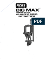Lee BigMax Instructions
