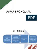 asmabronquial FISiopatología