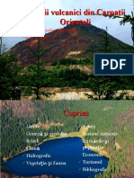 Muntii Vulcanici GRR. Mitrofan Gheorghe