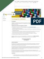 Homologación y Validación - Sociología - Universidad Nacional Abierta y a Distancia UNAD - Educación Virtual