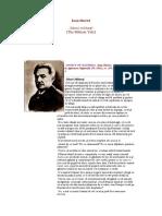 """- Ioan Slavici, """"Jidanii militanţi,"""" în Apărarea Naţională, III (1902), nr. 105 (3 Noiembrie), p. 1."""