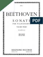 Sonatas Completas de Beethoven