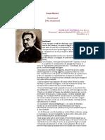"""Ioan Slavici, """"Semitismul,""""  (1902), nr. 111 (15 Decembrie), p. 1."""