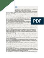 2 Cronicas 20
