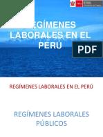 Regimenes Laborales en El Perú