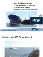 Ship to Ship Operations Dynamarine