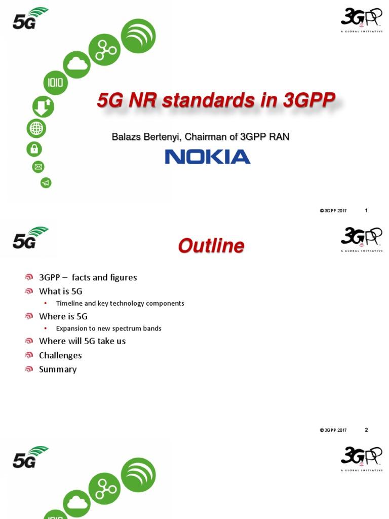 Session 1 3GPP Balazs Bertenyi | 3 Gpp | Lte (Telecommunication)