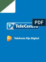 Manual Telecentro