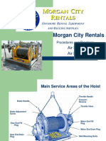 New Air Hoist Practices and Procedures Updated 8.16.2012