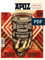 Juxtapoz Art & Culture Magazine - July 2014 USA