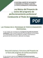Presentacion de Perfil de Tesina 11-17